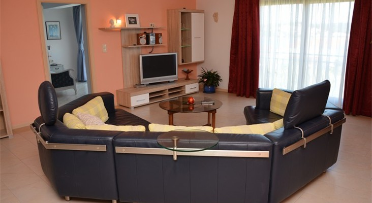 Apartment for 8 persons
